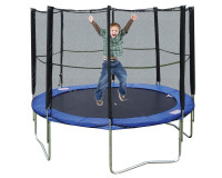 Trampolines with Enclosures - 1